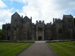 Sir Humphrey Gilbert's home