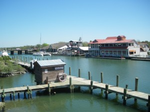 Shem Creek, Charleston