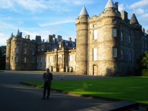 Holyroodhouse